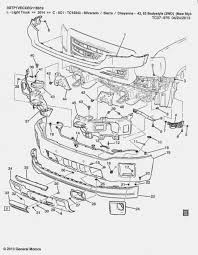 2004 Chevy Silverado Body Parts Diagrams - WIRING DIAGRAMS •
