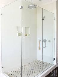 how to install a mortared shower pan