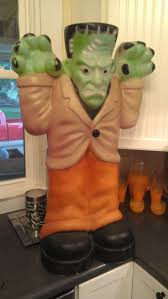 Halloween Blow Molds Vintage by The 110 Best Images About Holiday Blow Molds On Pinterest