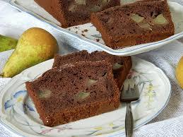 birnen kakao kastenkuchen