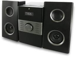 Amazon GPX HC425B Stereo Home Music System with CD Player