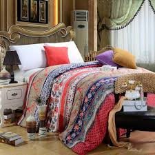 Bohemian Bedding Sets Uk Tags Bohemian Quilt Set Bohemian