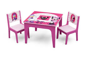 Wayfair Play Kitchen Sets by Delta Children Minnie Mouse Kids 3 Piece Table And Chair Set