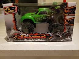 New Bright RC Turbo Dragons Radio Remote Control Car / Truck Inferno ... New Bright 124 Monster Jam Rc Truck From 3469 Nextag The Pro Reaper Is Chosenbykids And This Mom Money New Bright Ford F150 Fx4 Off Road Truck In Box 3995 Ford Raptor Youtube Buy Chargers Assorted Online Uae Carrefour Armadillo 110 Scale 22 Radio Control Fedex 116 Radiocontrol Llfunction Yellow Frenzy Industrial Co Shop Snake Bite Green Ships To Canada