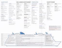 ncl gem deck plan pdf breakaway deck plan