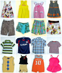 The Ideal Wardrobe Kids Clothes