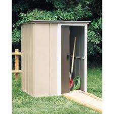 Suncast Horizontal Utility Shed Bms2500 by Outdoor Storage Shed Kit Peak Roof Garden Metal Brackets 2x4 Tools