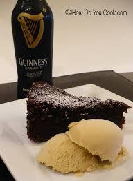 How Do You Cook Chocolate Guinness Cake
