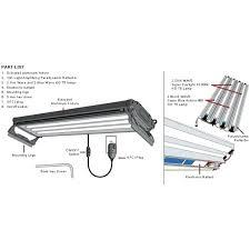 fluorescent light fixture parts parts fluorescent lighting