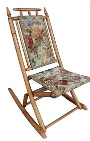 Vintage Faux Bamboo Folding Rocking Chair, 1930s Antique Folding Oak Wooden Rocking Nursing Chair Vintage Tapestry Seat In East End Glasgow Gumtree Britain Antique Rocking Chair Folding Type Wooden Purity Beautiful Art Deco Era Woodenslatted Armless Elegant Sewing Side View Isolated On White Victorian La20276 Loveantiquescom Rocksewing W Childs Upholstered Solid Wood And Fniture Of America Betty San Francisco 49ers Canvas Original Box