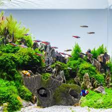 aquarium deko höhle