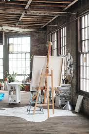 100 Art Studio Loft At Work With Katie Stratton A Beautiful Mess