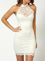 white dresses women cheap price