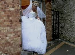 cat wedding dress big weddings returns with more outrageous dresses and a