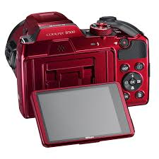 Coolpix B500 Red