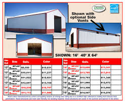 Pole barn prices vary greatly based on building features and Get