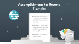 40+ Achievements To Write In Your Resume [2019 Examples] Loyalty Manager Resume Samples Velvet Jobs High School Example With Summary Sample Free Collection Awards On Simple Awesome And Acknowledgements Of For Be Freshers Template Part Explaing Sales And Operations Executive Web Developer The 2019 Guide With 50 Examples To Put Honors Resume Project Accomplishments Best Outside Representative Livecareer