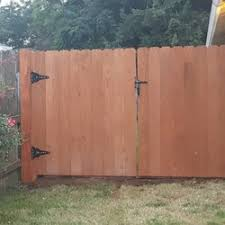 pioneer fence deck patio covers fences gates 11318 ne hwy