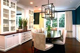 Dining Room Built Ins In Cabinets With China Cabinet