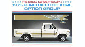 Patriotic Ads: The Ford F-150 Gets Bicentennial Fever | Autoweek 1976 Ford Truck The Cars Of Tulelake Classic For Sale Ready Ford F100 Snow Job Hot Rod Network Flashback F10039s New Arrivals Whole Trucksparts Trucks Or Best Image Gallery 315 Share And Download Truck Heater Relay Wiring Diagram Trusted Steering Column Schematics F150 1315 2016 Detroit Autorama Pickup Information Photos Momentcar F250 4x4 High Boy Ranger Mild Custom