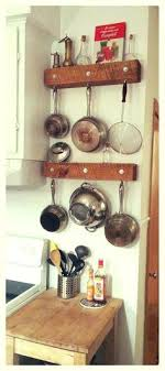Best Pot Rack Hanging Ideas Hangingsimple Wall Mounted How To