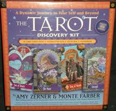 Mythic Tarot Deck Book Set by Tarot Kits