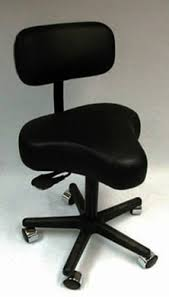 Dental Hygiene Saddle Chair by Dental Stools U0026 Office Seating