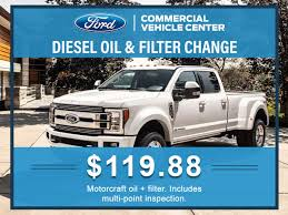 100 How To Change Oil In A Truck Ford Commercial Vehicle Diesel Tindol Ford Gastonia NC
