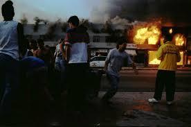 100 La Riots Truck Driver Los Angeles HISTORY