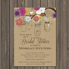 Country Bridal Shower Invitation Bridal Shower Invitation Wedding