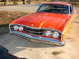1968 Mercury Cyclone GT 500 : Talladega And Spoiler Registry