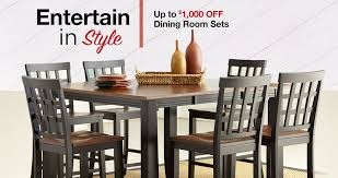 Entertain In Style Up To 1000 OFF Dining Room Sets