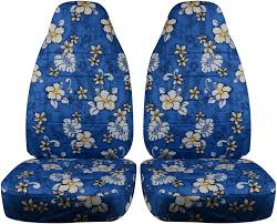 Hawaiian Print Car Seat Covers (Front, Semi-custom) Blue/Red ... Custom Chartt And Seatsaver Seat Protectors Covercraft Canine Covers Semicustom Rear Protector Burgundy Car Solid Color Full Set Semi Coverking Genuine Crgrade Neoprene Customfit Saddle Blanket Custom Car Seat Covers Are Affordable Offer A Nice Fit Amazoncom Natural Wood Bead Cover Massage Cool Cushion Camouflage Front Semicustom Treedigitalarmy Licensed Collegiate Fit By Blue Camo Oxgord 17pc Pu Leather Red Black Comfort Truck Suppliers
