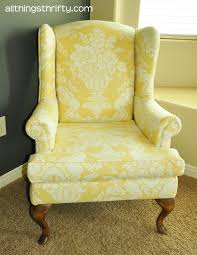 Armless Chair Slipcover Sewing Pattern by Chair Beautiful Charming Single Sofa With Wingback Chair