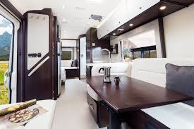 RV Rental Serenity Luxe Interior Of Leisure 2016