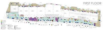 What Is Floor Technology by Floor Plans Ernest N Morial Convention Center