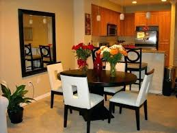 Decoration Incredible Apartment Dining Room Ideas Surprising Small Decorating For Living
