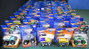 Lot Of 66 Monster Jam Trucks From 2002-2005 - YouTube Toys Monster Trucks New Bright Jam 115 Scale Remote Control Vehicle Grave Hot Wheels Demolition Doubles 2pack Styles May Vary Toysrus Big Truck The Animal Camion Monstruo Juguete Toy Review Youtube Childhoodreamer Cars For Girls Rc Coolest 14 Ever Complete With Killer V8 Amazoncom Velocity Jeep Wrangler Fisherprice Nickelodeon Blaze The Machines