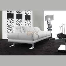 pied de canap design canapé design contemporain cuir ou tissu pied métal kenzi