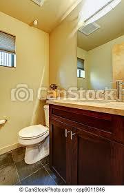 badezimmer wood gelber klein badezimmer kabinett holz