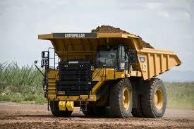 100 Haul Truck Caterpillar 777G Rigid Frame Construction Equipment