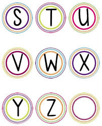 Cute Alphabet Letters Printable Ed93511F986Afe336253E0030F8B0A11 Throughout Free For Word Wall 1764