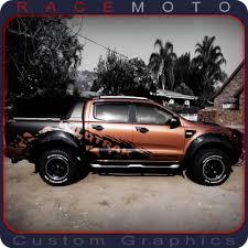 100 Ford Stickers For Trucks Wildtrak Truck Graphics Decal Ranger Raptor Etc