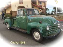 100 1953 Chevy Truck For Sale Classic Chevrolet Pickup Stepside For 6506 Dyler