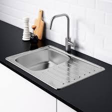 bad küche ikea fyndig spülbecken spüle einbauspüle