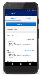 Stay informed with alerts and watchlists