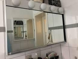 spiegelschrank mit schiebetüren 100cm breit