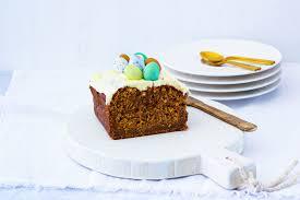 carrot cake mit dinkelmehl holla die kochfee