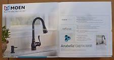 Moen Anabelle Kitchen Faucet Bronze by Moen Ca87003brb Mediterranean Bronze Anabelle Single Handle