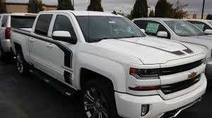 100 Chevy Decals For Trucks For Silverado Special Ops Edition FLOW 20162018 FCD